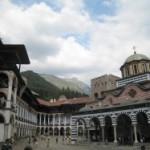 Rila Mountain Monastery