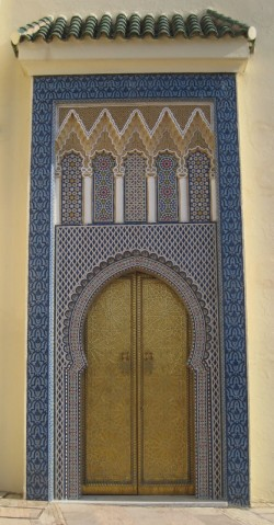 fes-door-morocco