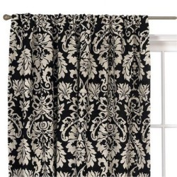Damask Window Panel - Target