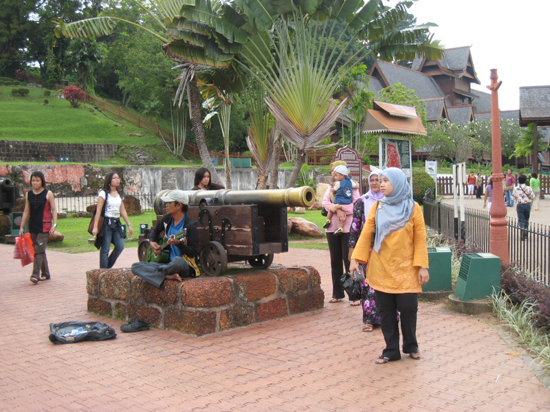 Melaka Fort
