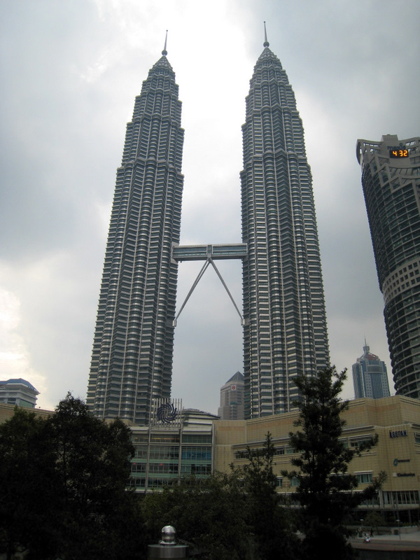 Petronas Towers in KL