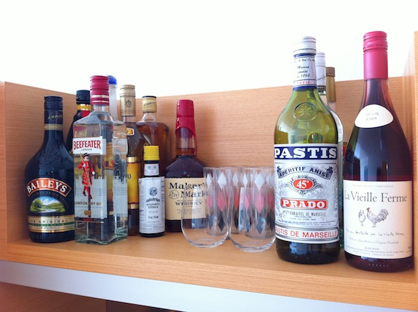 25: Start a Grown-up Liquor Collection - 30 Before 30 List