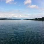 Biking the San Juan Islands