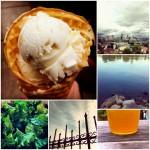 Salt & Straw + Tram Views + Amnesia = Weekly Love