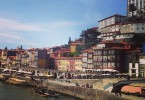 Porto, Portugal from the bridge