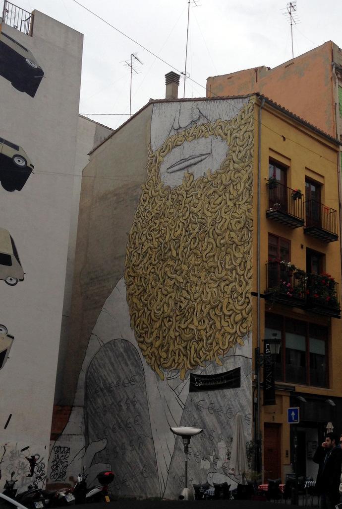 el Carmen Graffiti