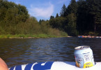 Clackamas River float