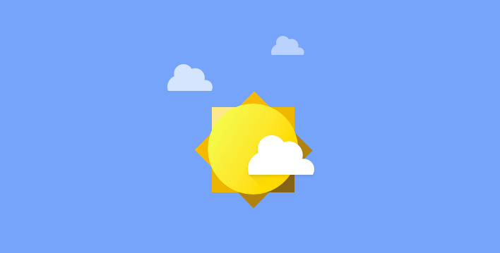 Inbox sunny day